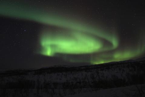 In Blåkollkoia, Norway